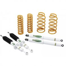Toyota FJ Cruiser kit IRONMAN cu amortizoare Nitrogas lift 45mm