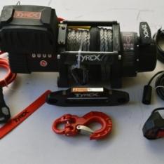 Troliu Tyrex 8000SP Compact cablu sintetic