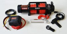 Troliu Tyrex 12000SP cablu sintetic