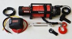 Troliu Tyrex 9500SP cablu sintetic