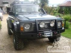 Bara fata OFF ROAD cu bull bar Nissan Patrol Y60
