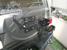 Suport roata de rezerva Nissan Patrol Y60