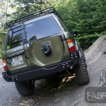4 Bara spate OFF ROAD Nissan Patrol Y61