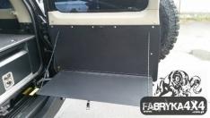Masa plianta usa spate Nissan Patrol Y61