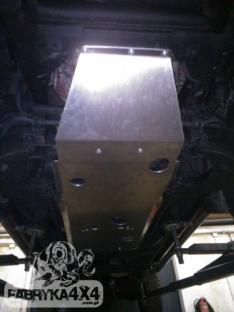 Scut aluminiu Nissan NAVARA D22 01-04