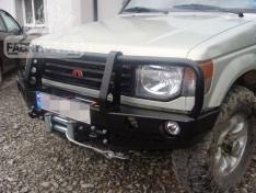 Bara fata OFF ROAD cu bull bar Mitsubishi Pajero II 91-99