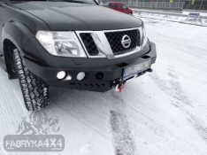 Bara fata OFF ROAD Nissan NAVARA D40 10-14