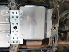 Scut aluminiu reductor Mitsubishi Pajero II 2.8D automat 91-99