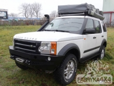 Bara fata OFF ROAD fara bullbar Land Rover Discovery III
