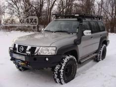 Bara fata OFF ROAD Nissan Patrol GU4