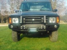 Bara fata OFF ROAD cu bull bar Land Rover Discovery I