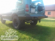 Bara spate OFF ROAD Land Rover Discovery I