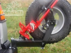 Suport HI-Lift (Cric) Land Rover Discovery II
