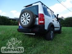 Suport roata de rezerva Land Rover Discovery III