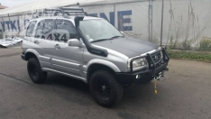 Bara fata OFF ROAD cu bull bar Suzuki Grand Vitara I 98-05