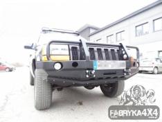 Bara fata OFF ROAD cu bull bar Jeep Grand Cherokee ZJ