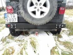 Bara spate OFF ROAD Jeep Wrangler TJ 90-06