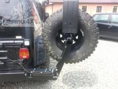 Suport roata de rezerva Jeep Wrangler TJ 90-06