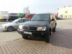 Bara fata OFF ROAD Toyota Land Cruiser J105 98-04