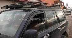 Portbagaj Roof Rack fara plasa Toyota Land Cruiser J100 98-07