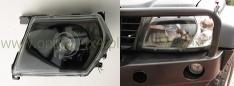 Set faruri led cu obiectiv Nissan Patrol GR-Y61 2003-2005