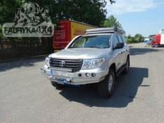 Bara fata OFF ROAD fara bull bar Toyota Land Cruiser J200 07-