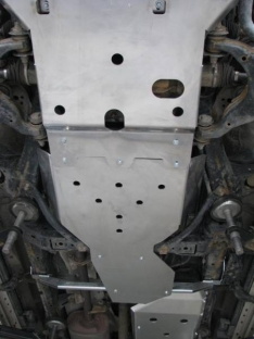 Scut aluminiu transmisie si reductor Toyota Land Cruiser J150 09-13