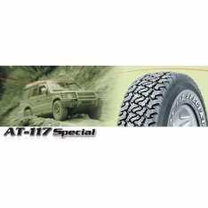 Anvelopa off-road SILVERSTONE AT-117 SPECIAL 30 / 9.5 R15 104S