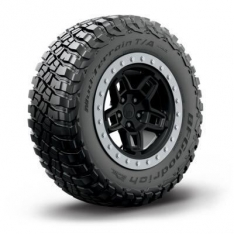 Anvelopa Off-Road BF GOODRICH MUD TERRAIN KM 3 315 / 70 R17 121Q -657337