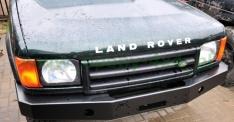 Bara fata OFF ROAD +50mm pentru Land Rover Discovery II