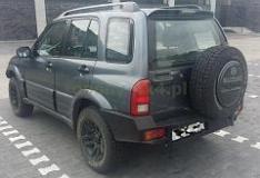 Bara spate OFF ROAD Suzuki Grand Vitara 1998-2004