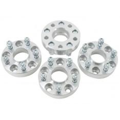 Flanse distantiere 38mm 5 x 150 1.5mm cu inel de centrare pentru Toyota LC 100, 200, 76, 78, 79