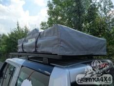 Portbagaj Roof Carrier fara plasa Land Rover Discovery III