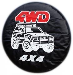 Husa roata de rezerva 4WD