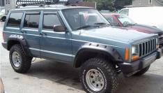 Overfendere Jeep Cherokee XJ (84′-01′)