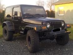 Overfendere Jeep Wrangler TJ (1997-2006) -21 cm