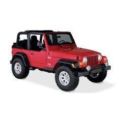 Overfendere Jeep Wrangler TJ (1997-2006) -7 cm