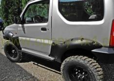 Overfendere Suzuki Jimny – 12 cm