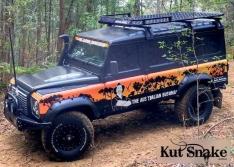 Overfendere pentru Land Rover Defender- 9.5 cm
