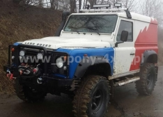 Overfendere pentru Land Rover Defender 90- 12 cm