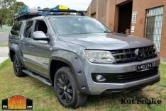 Overfendere pentru Volkswagen Amarok (2010-2016)- 9 cm