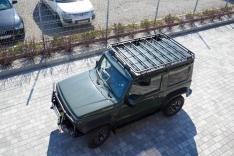 Portbagaj Roof Rack fara plasa Suzuki Jimny 1.5 Benzina 2018 – prezent