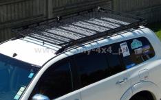 Portbagaj Roof Rack cu plasa pentru Mitsubishi Pajero Sport 2008-2015