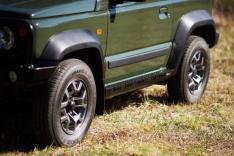 Praguri Suzuki Jimny 1.5 Benzina 2018 – prezent