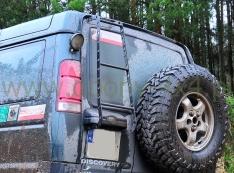 Scara Land Rover Discovery I si II 1998-2004