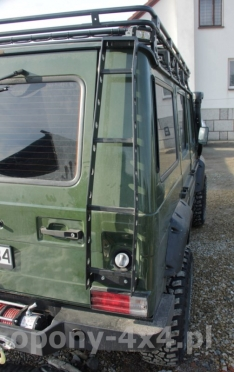 Scara Mercedes G 1979-2007