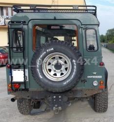 Scara pentru Land Rover Defender 110 si 90