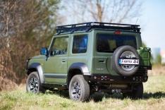 Suport roata de rezerva Suzuki Jimny 1.5 Benzina 2018 – prezent