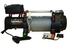 Troliu Escape EVO cu cablu de otel 18000 lbs (8165kg)