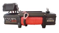 Troliu Escape EVO cu cablu sintetic 12000 lbs (5443kg) 2017